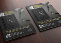 Flyer per Web Agency